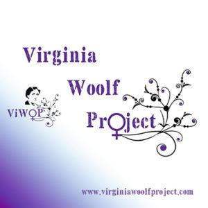 Il logo del Virginia Woolf Project ViWoP